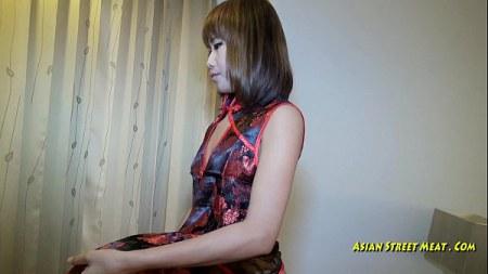หีสาวไทยน่าสวยหายากมาก ต้องดู ขายตัวให้ฝรั่ง