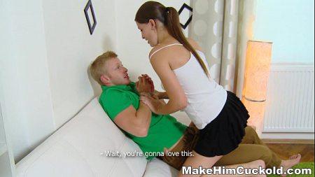 โคตรโหด จับแฟนหนุ่มมัดแล้วข่มขืนผู้หญิง