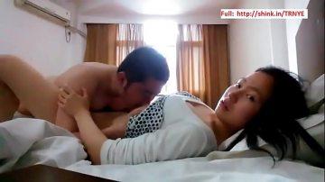 ผัวเมียชาวญ๊่ปุ่นมาเปิดโรงแรมเย็ดกันในไทย แต่ไม่รู้ว่าในห้องมีกล้องแอบถ่ายคลิปอยู่