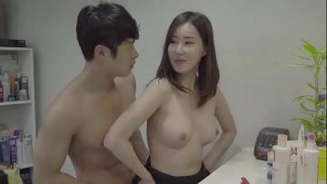 หนังอาร์เกาหลี ร้านตัดผม 18+ อย่างเสียว นางเอกเกาหลีแต่ละคนอย่างสวยพร้อม พร้อมโชว์หีทุกคน